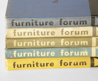 Gentil Carl Aubock Designs Furniture Forum Books. 20th Century Modern Design Mid  1950s Objects