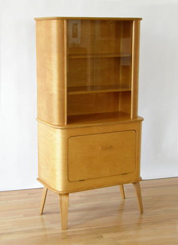 Attrayant Bent Plywood China Cabinet By Thaden Jordan