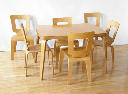 Dining Table And Six Chairs By Thaden Jordan Part 93